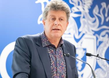 Dr Adrian James elected next President of the Royal College of Psychiatrists