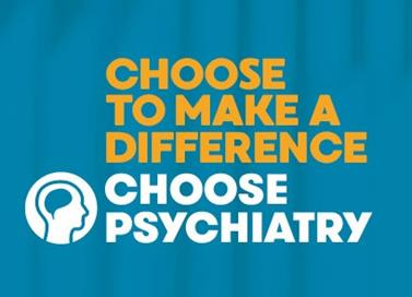 Choose Psychiatry team