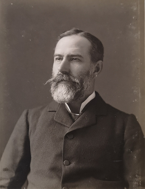 1896 - W Julius Mickle