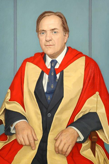Professor Linford Rees