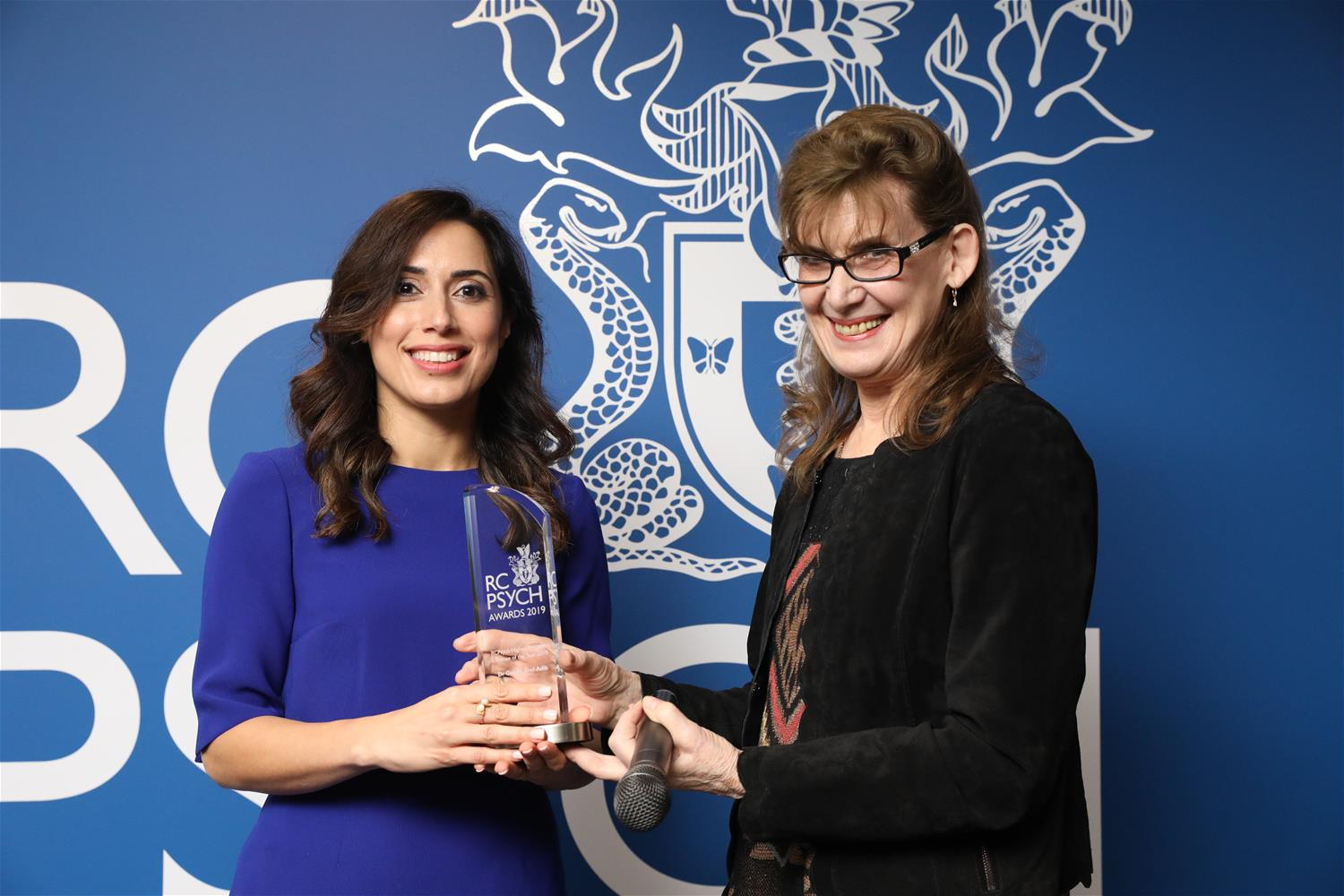 RCPsych Awards 2019 Golnar