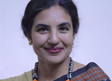 Professor Nandini Chakraborty