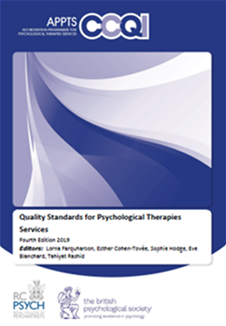 APPTS 4th edition standards cover