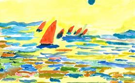 68. Patrick Cox - Blue Sun (for website)