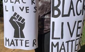 Letter from the Chair: Anti-racism and advocating for BAME communities