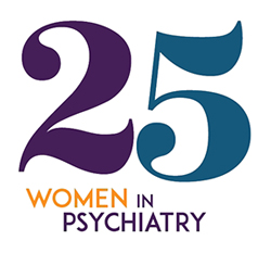 25 women project logo
