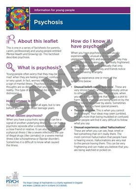 Sample copy factsheet