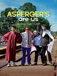 Film poster for 'Asperger's are us'